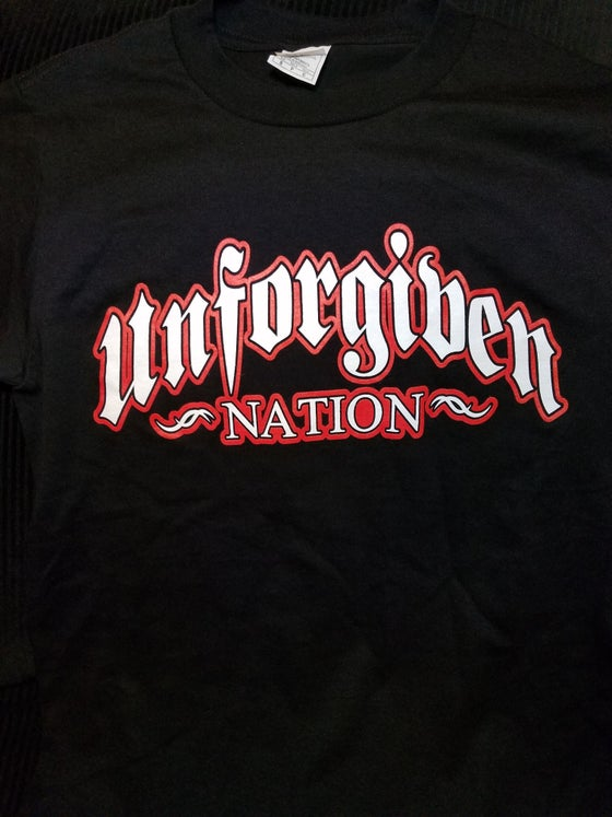 Image of Unforgiven Nation Tee