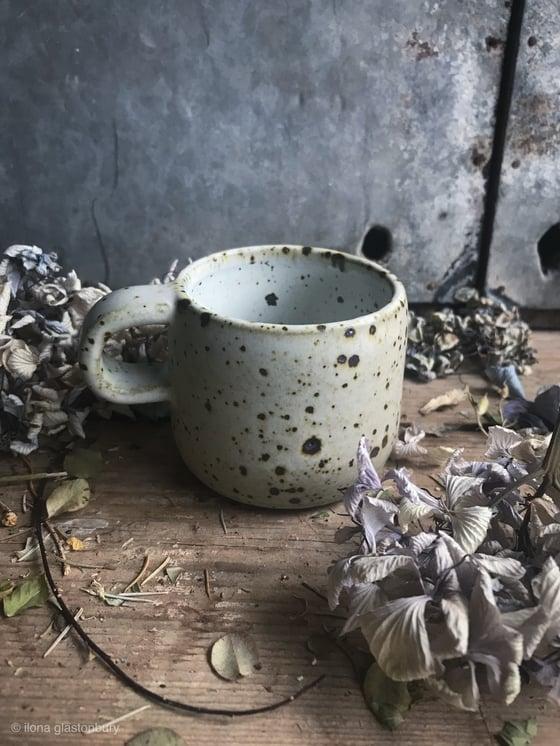 Image of Small mindful coffee mug