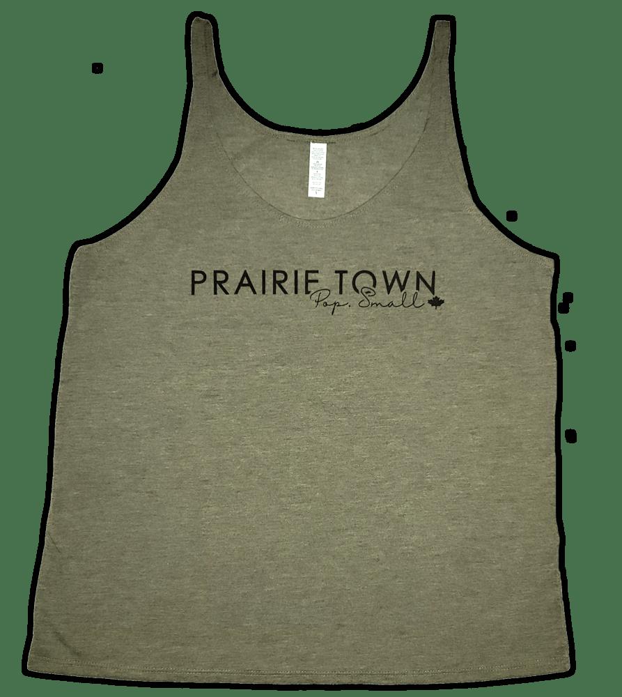 Image of Prairie Town - Pop. Small Tank