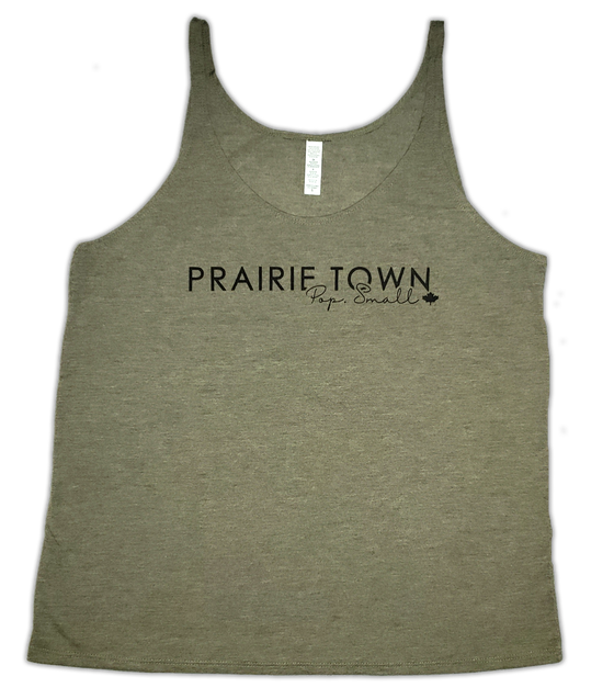 Image of Prairie Town - Pop. Small Tank