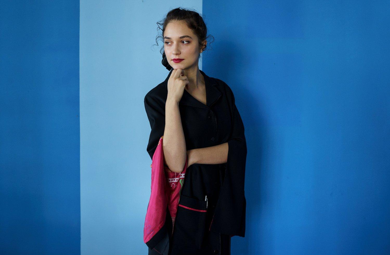 Image of Silk dress