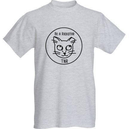 Image of Be A Rockstar TNR Tee