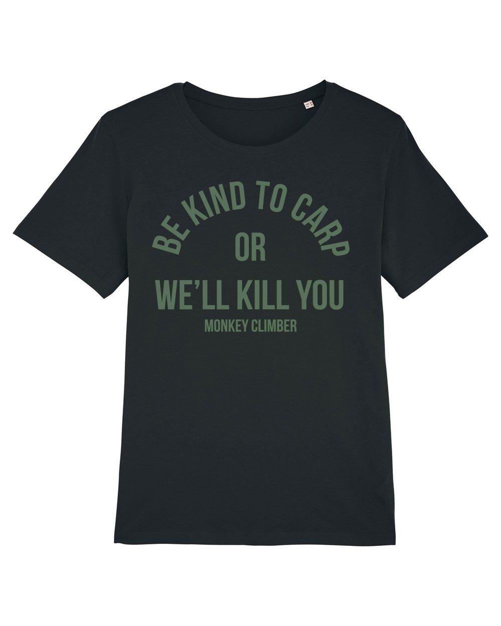 Image of Monkey Climber Kindred shirt I Black