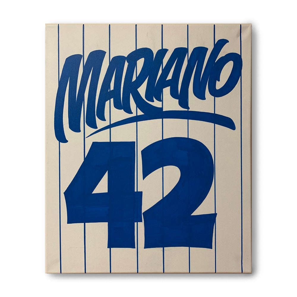 "Image of 16"" x 20"" - Mariano 42"