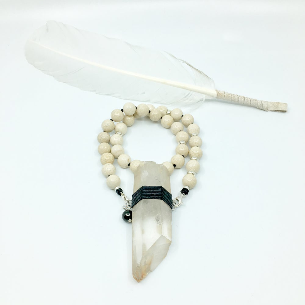 Image of New! Riverstone Choker 33