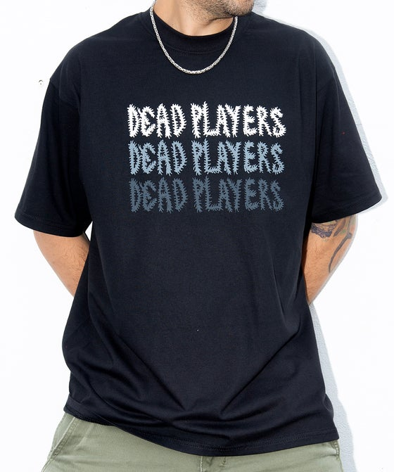 Image of Dead Players Trio (Black)