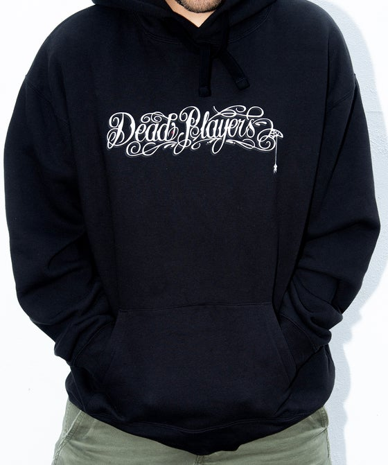 Image of Dead Players Classic Hood (Black)