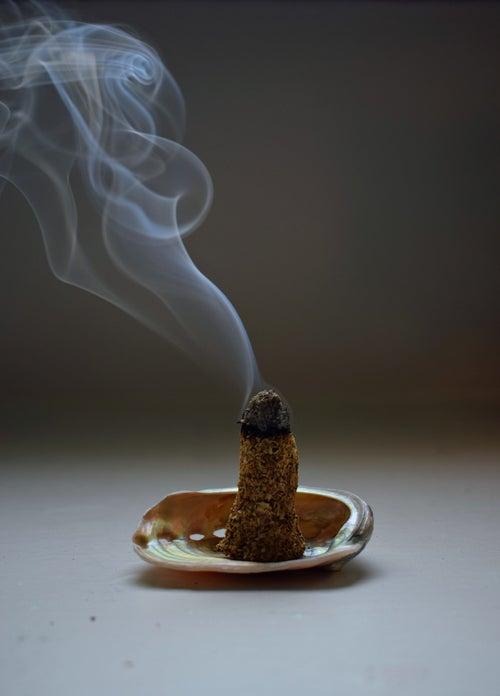 Image of Palo Santo Incense Cones | Holy Wood | energy cleansing