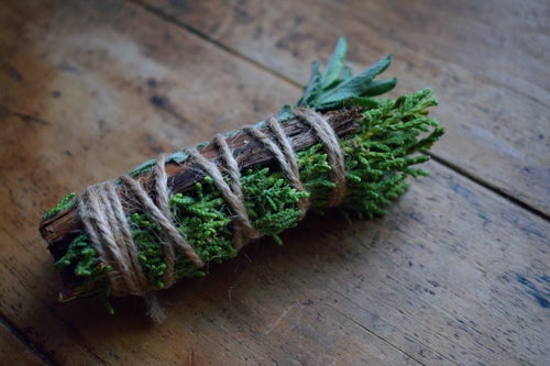 Image of Smudge It! A Complete Energy Cleansing Kit | smudge kit | juniper smudge | new home purification