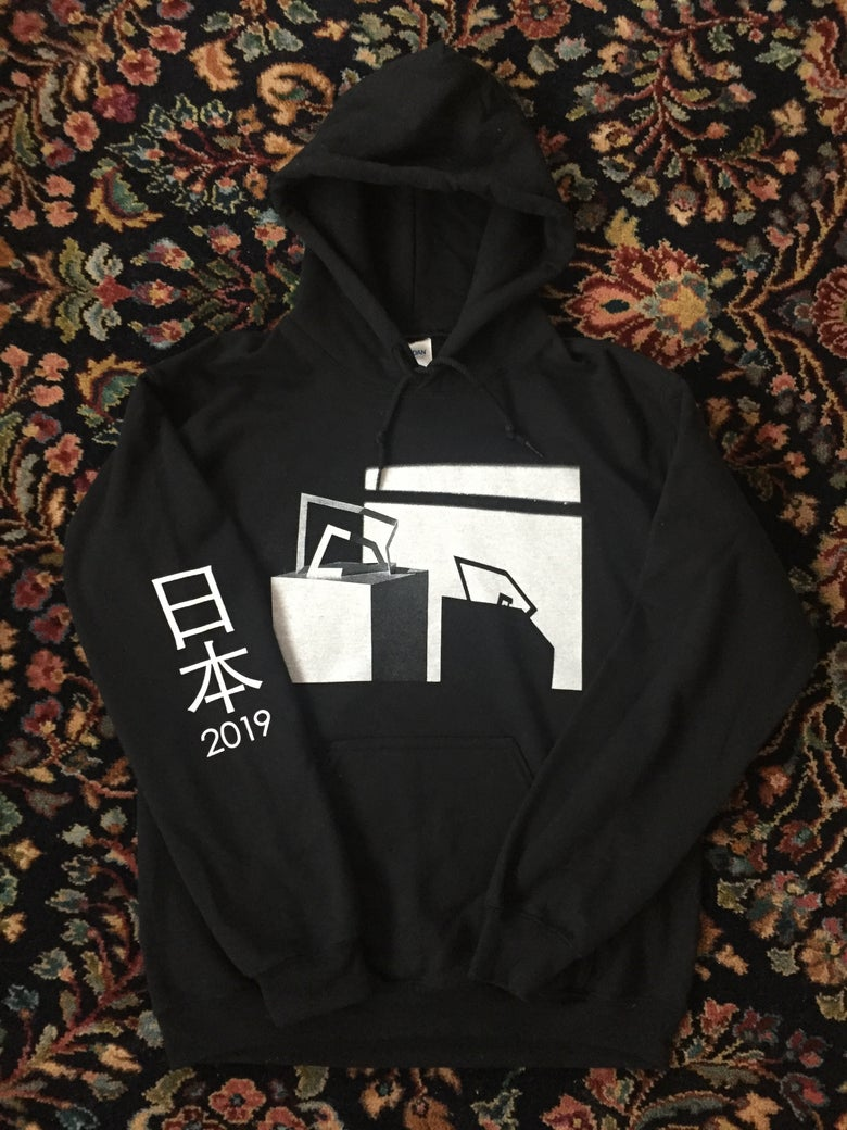 Image of Japan Tour Hoodie