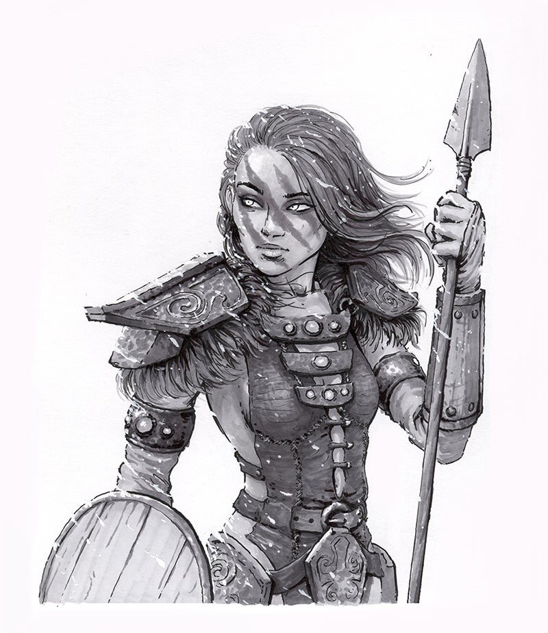 Image of Aela the Huntress