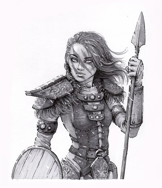 Image of Aela the Huntress