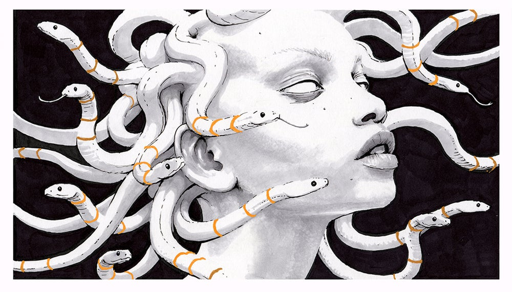 Image of Writhe (Medusa)