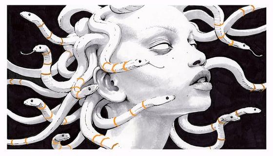 Image of Writhe (Medusa)