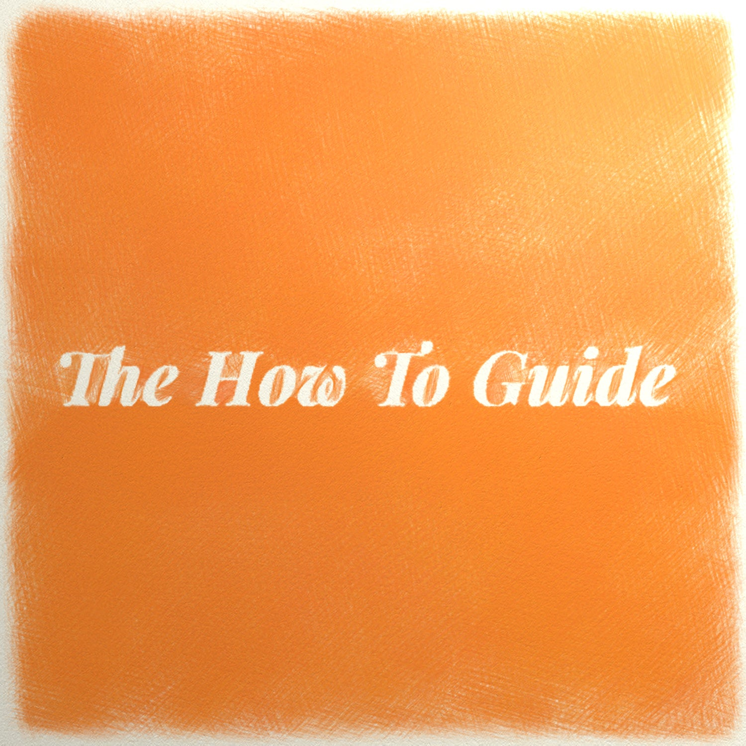 Image of The How to Guide