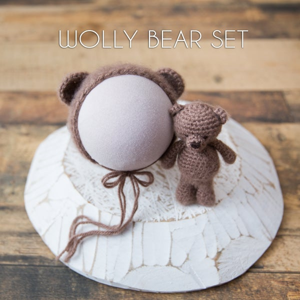 Image of Wolly Bear Set