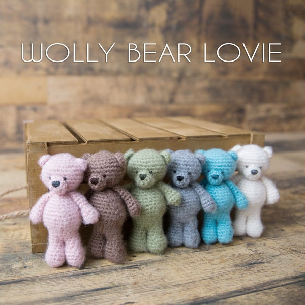 Image of Wolly Bear Lovie