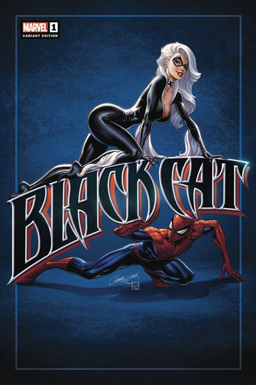 Image of Black Cat #1 J. Scott Campbell Exclusive Variant