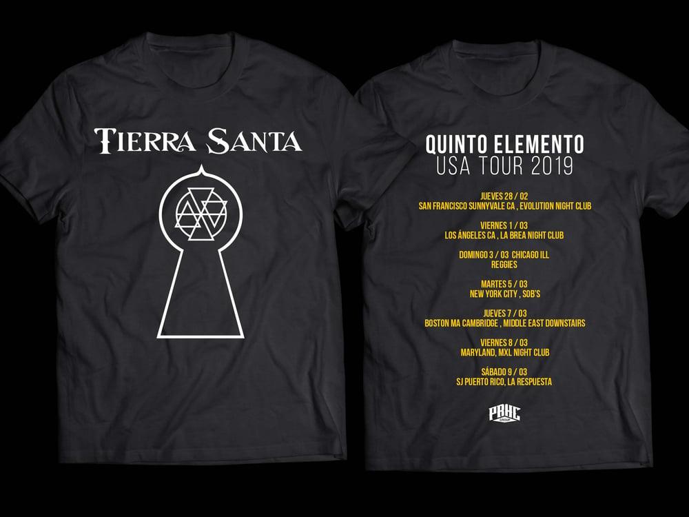 Image of Tierra Santa Quinto Elemento USA Tour 019