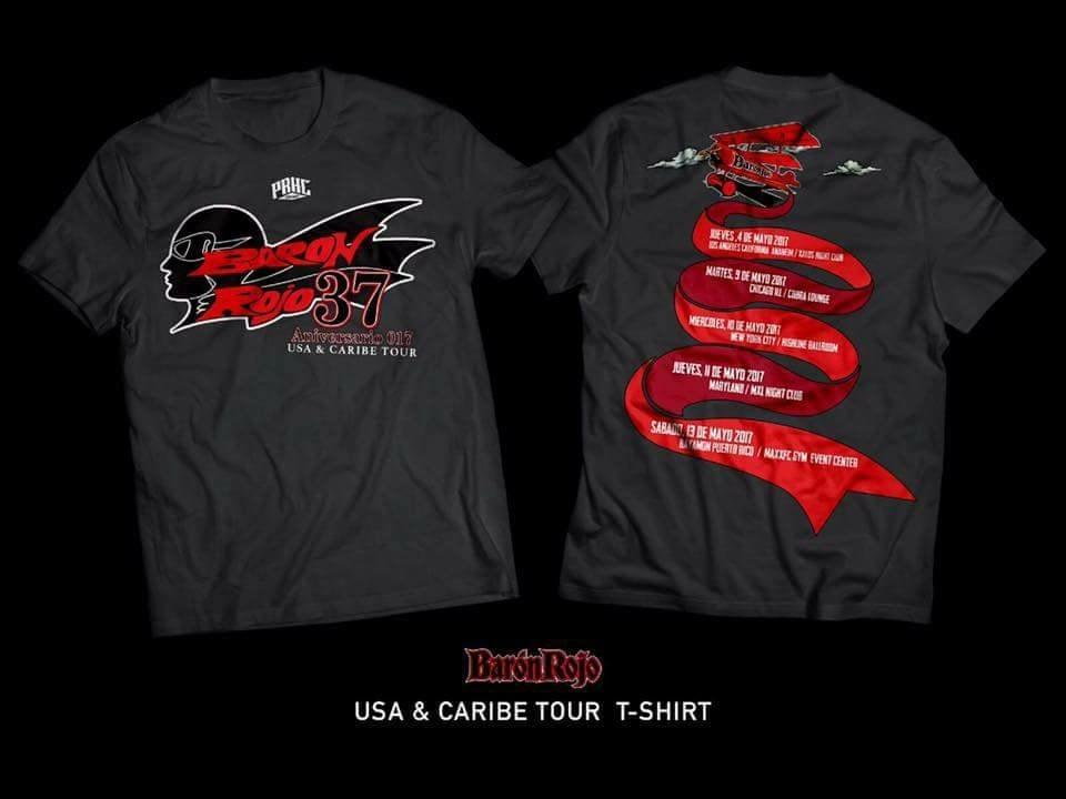 Image of Baron Rojo 37 Aniversario USA & Caribe Tour 017