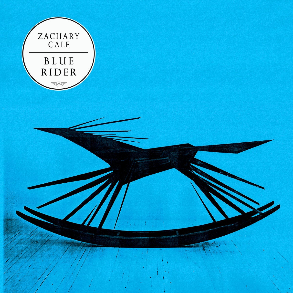 Image of Blue Rider LP
