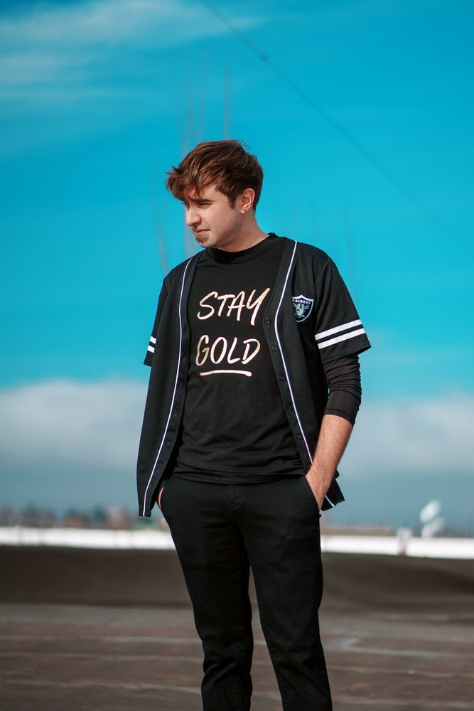 Image of Stay Gold Original T-Shirt