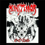 "Image of MEPHISTERROR ""Gods"" CD"