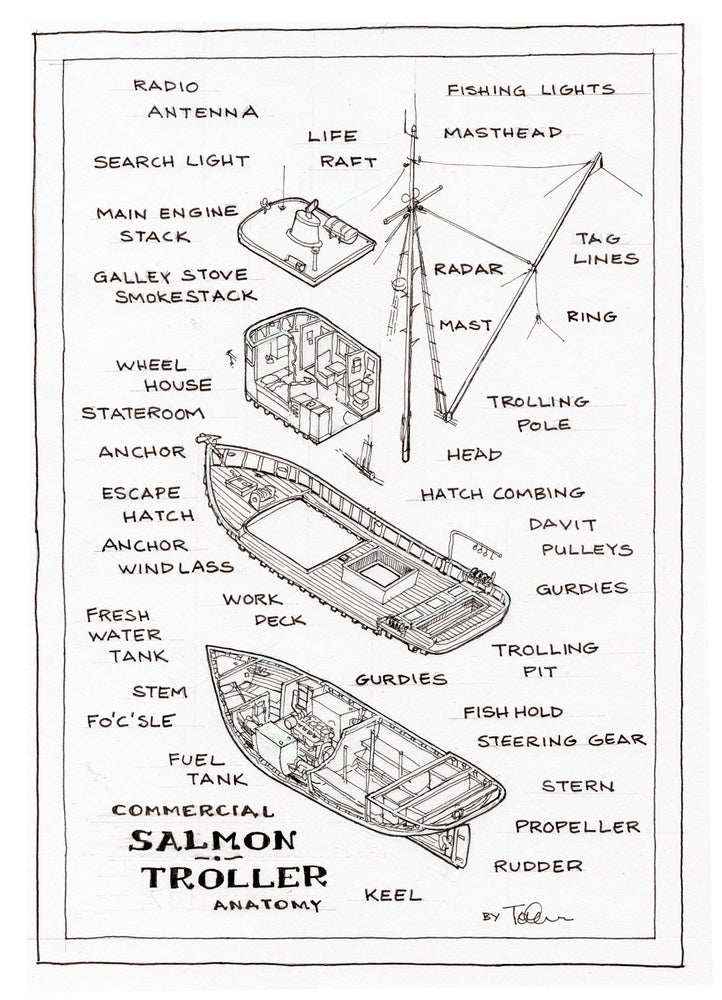 Image of Anatomy of a Salmon Troller