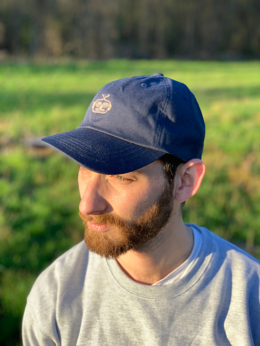Image of Robo Picto Signature Robot Dad Hat