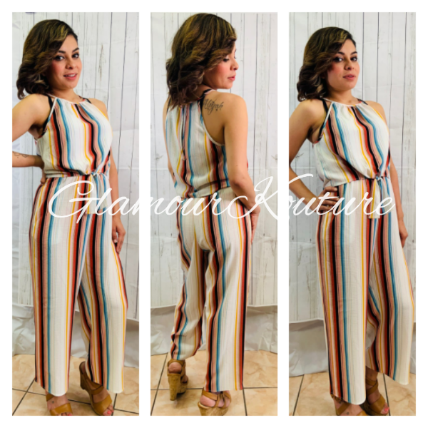 Image of SpeechLess Jumpsuit