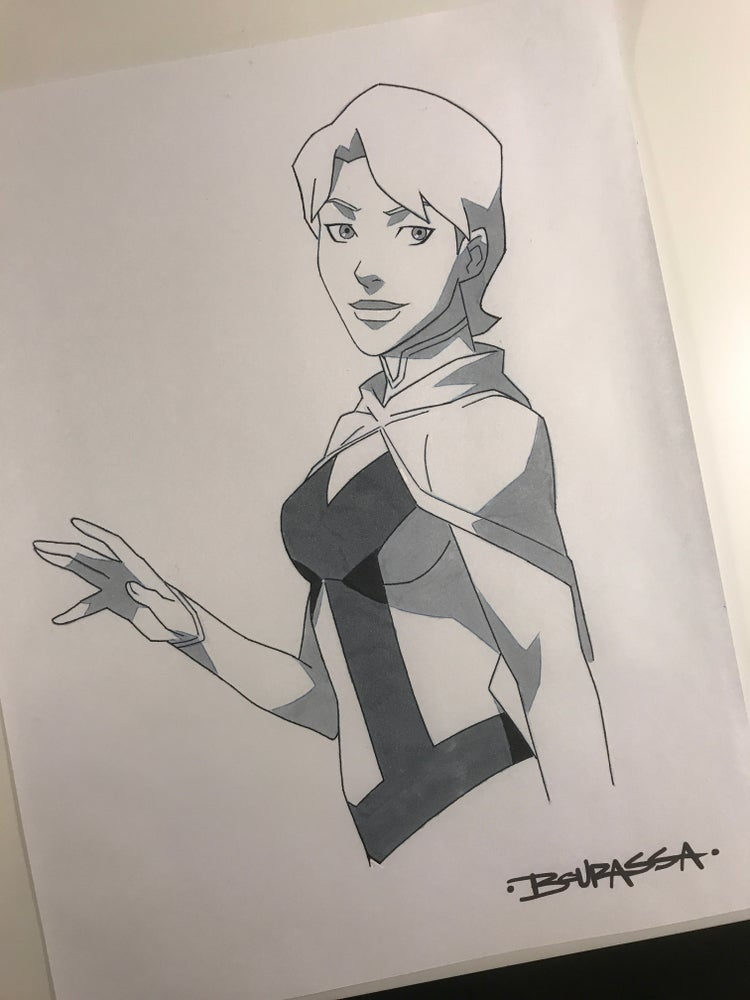 Image of Miss Martian 2