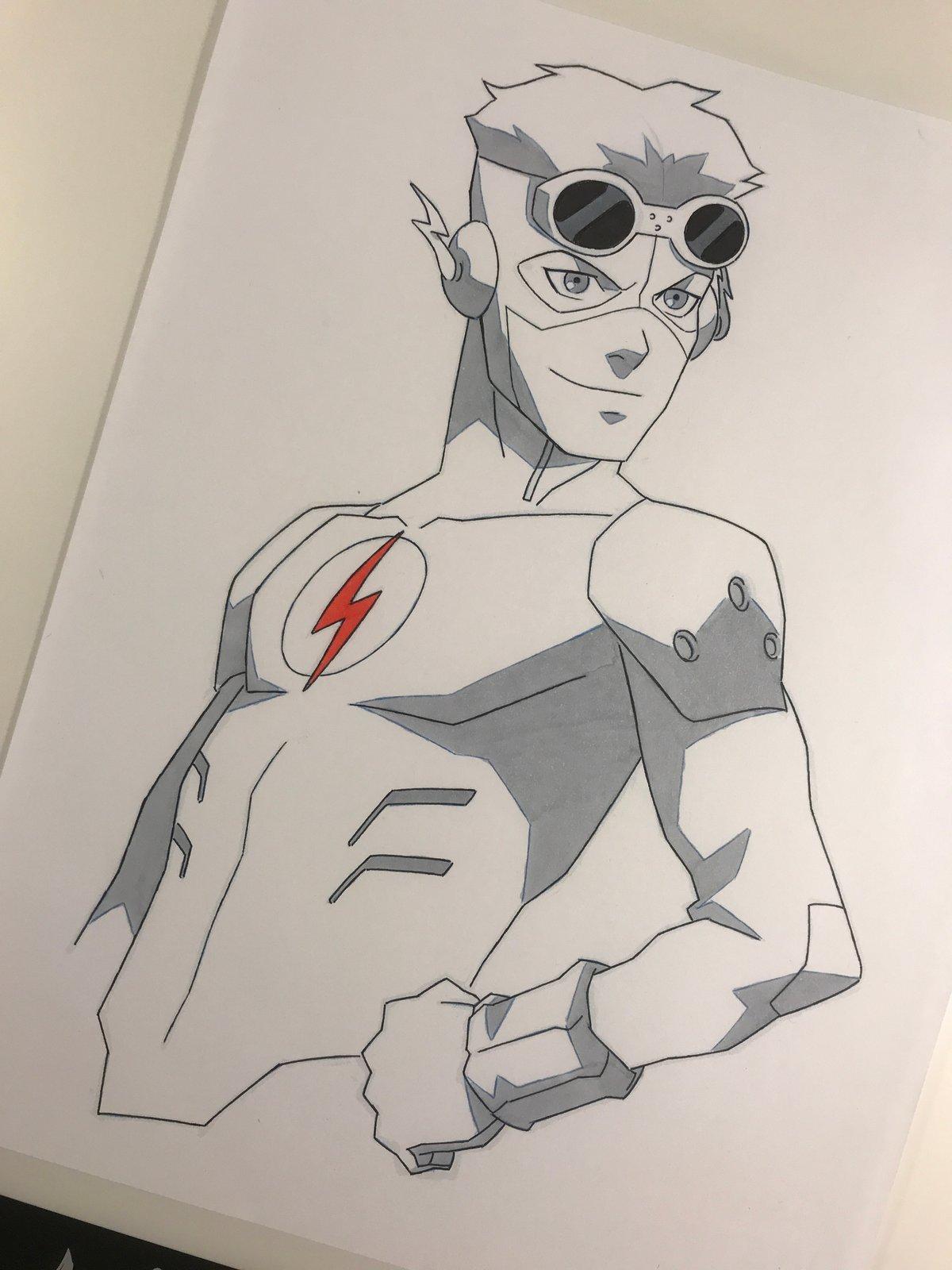 Image of Kid Flash