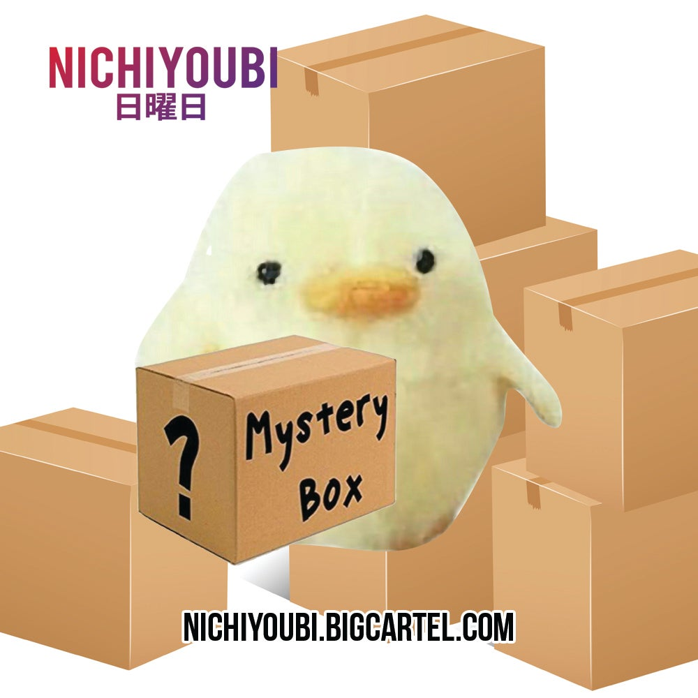 Image of [Mystery Box] Random Slap and Diecuts !!