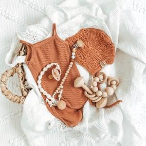 Copper Cascade Bonnet
