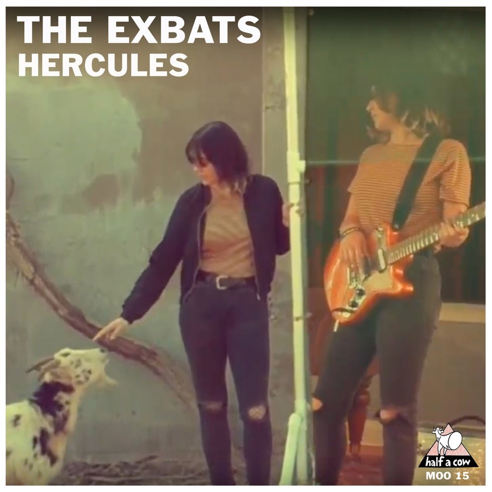 Image of THE EXBATS :: Hercules (7 inch)