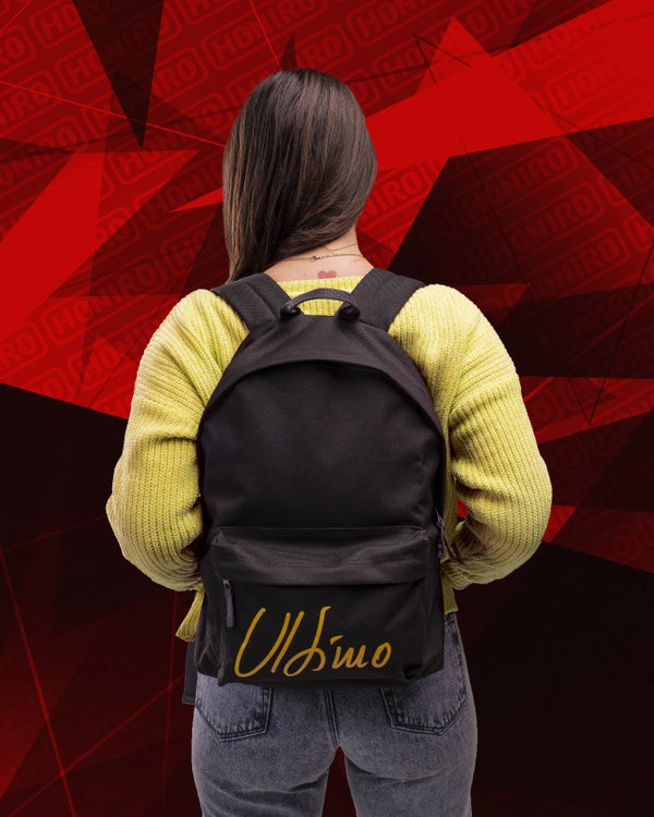 ULTIMO - SCHOOL BAG - HONIRO STORE