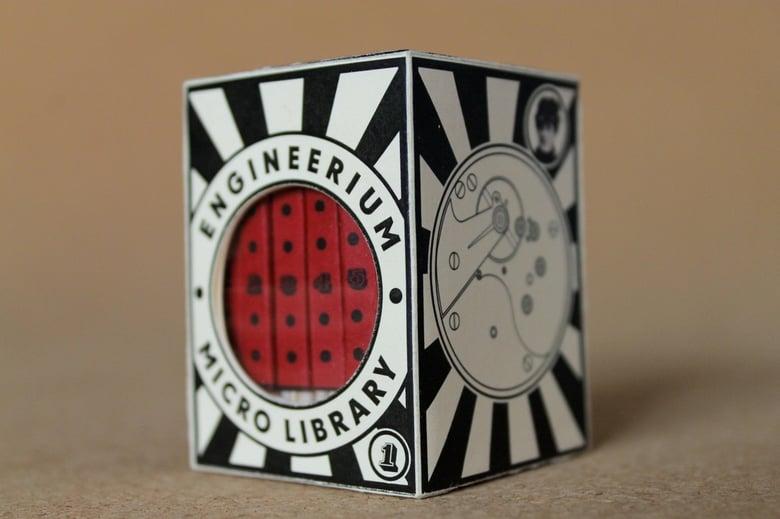 Image of Engineerium Micro Library Box Set