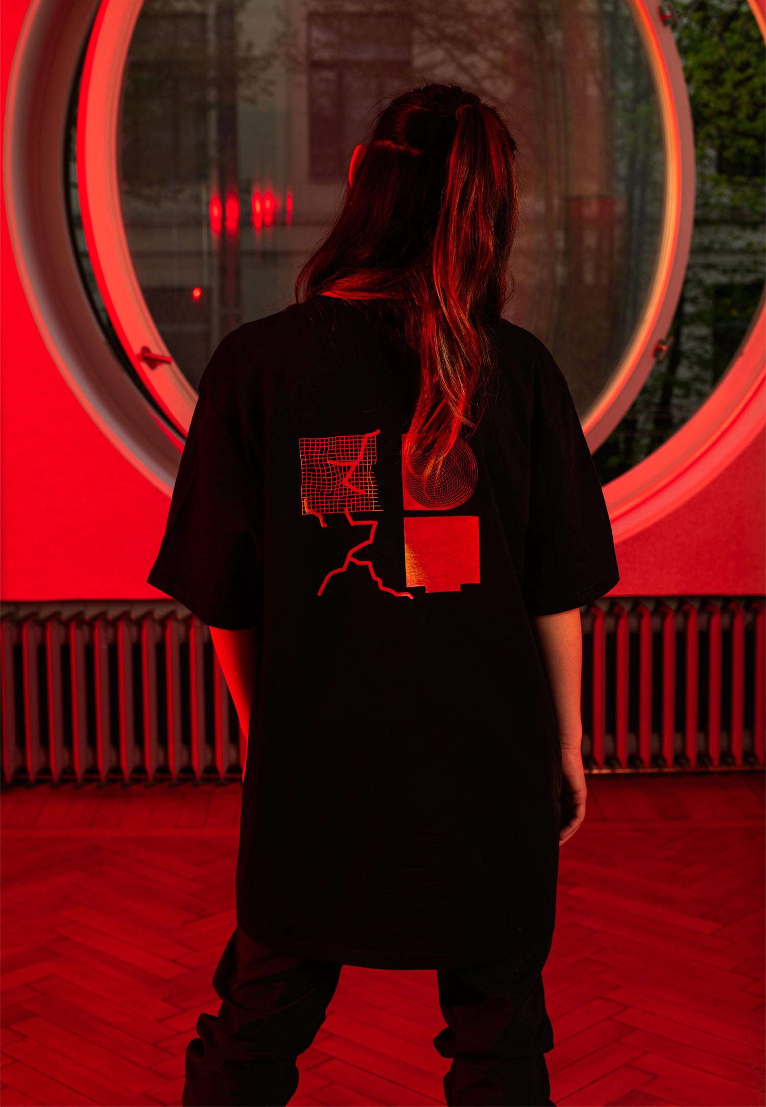 Image of DT & DOUBLE CROSS X CARHARTT T-SHIRT B1H