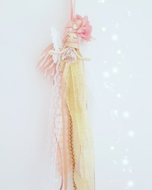 Image of Decorative Custom Fairy dreamcatcher