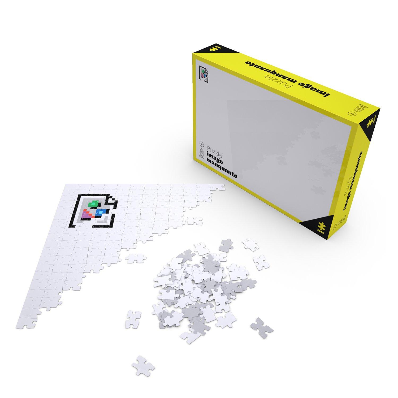 Image of <i>Puzzle « image manquante »</i><br>Réf. SSTM-021-MS