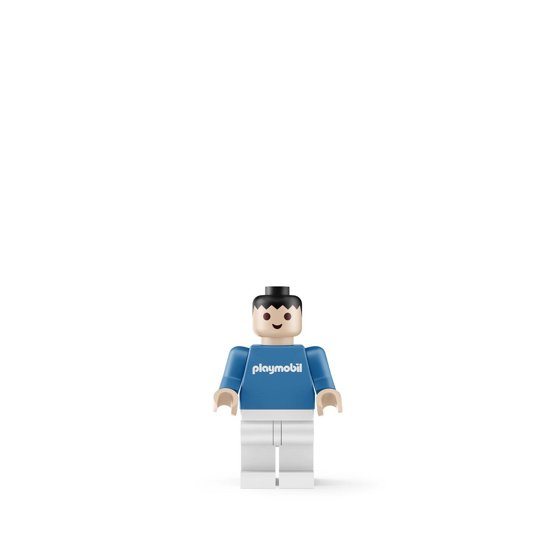 Image of <i>Figurine Lego® - Le migrant</i><br>Réf. SSTM-022-SS