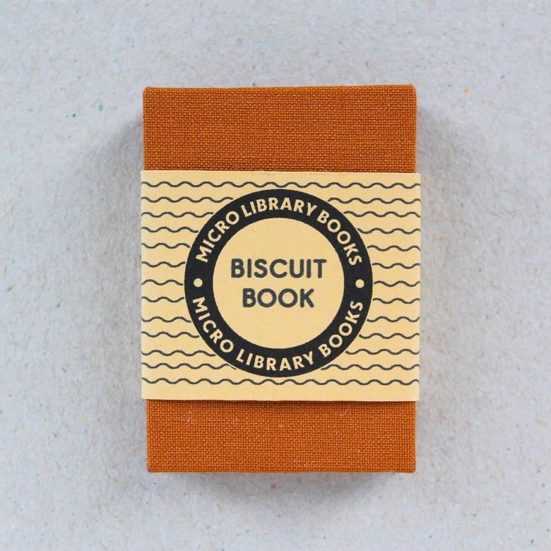 Image of Biscuit Book