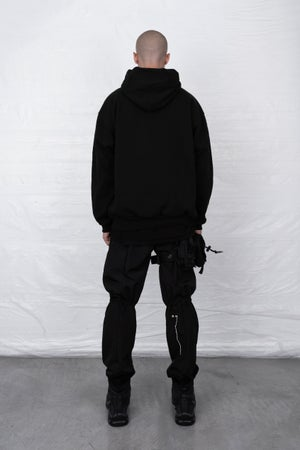 Image of CONCUSSION HOODED SWEATSHIRT