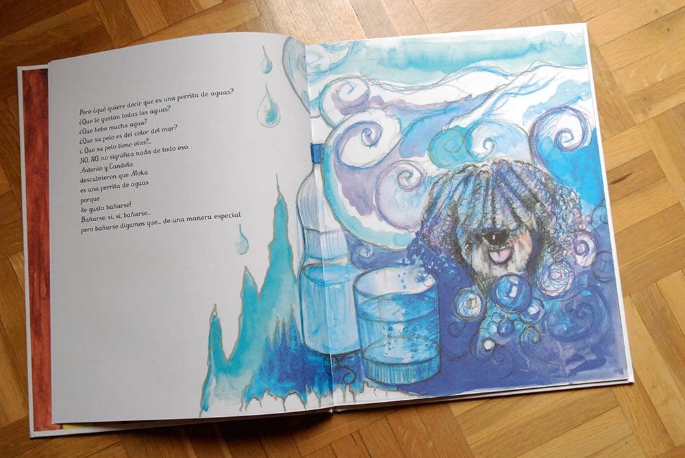 Image of 1. El baño de Moka