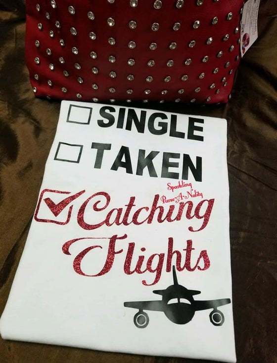"Image of ""Sparkling"" Catching Flights"