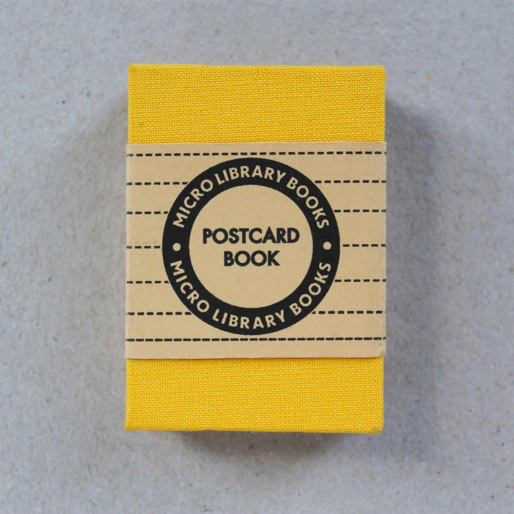 Image of Miniature Postcard Book