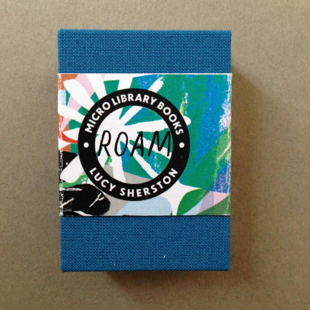 Image of 'ROAM' by Lucy Sherston