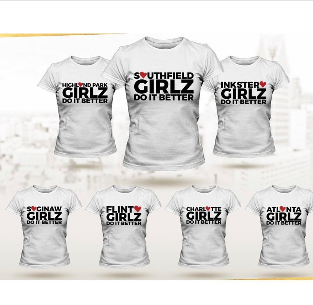 Image of All City Do it Better T