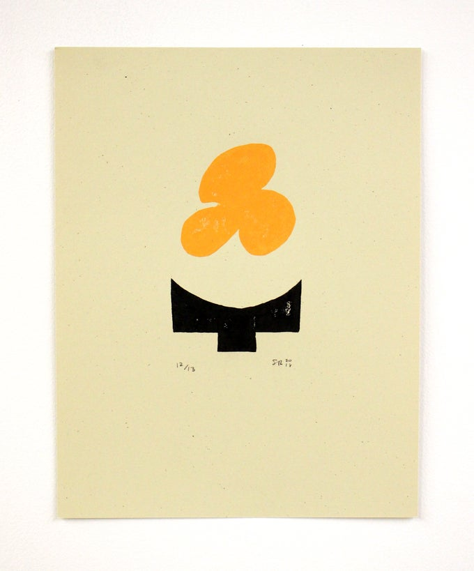 Image of Sun Puppy Print