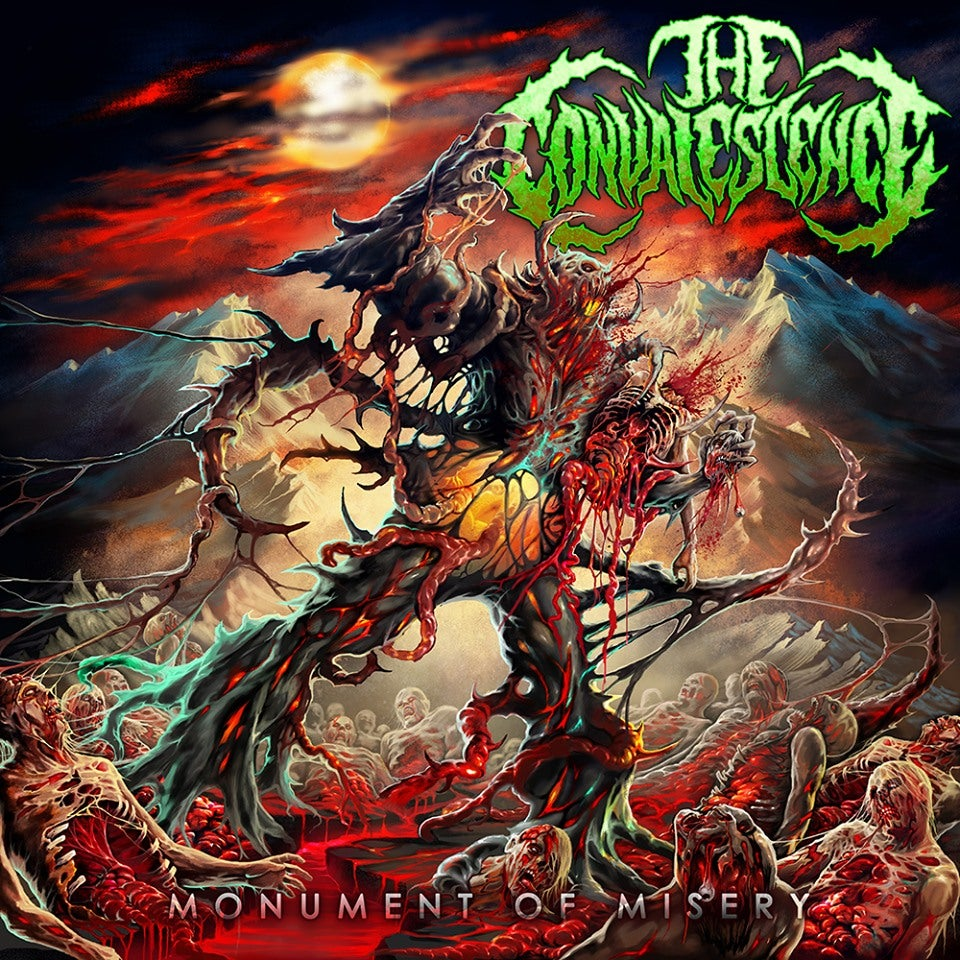 "The Convalescence ""Monument Of Misery"""